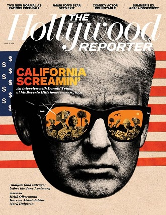 The Hollywood Reporter from 10 June 2016