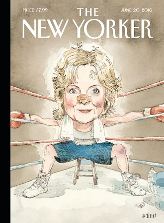 The New Yorker - June 20, 2016